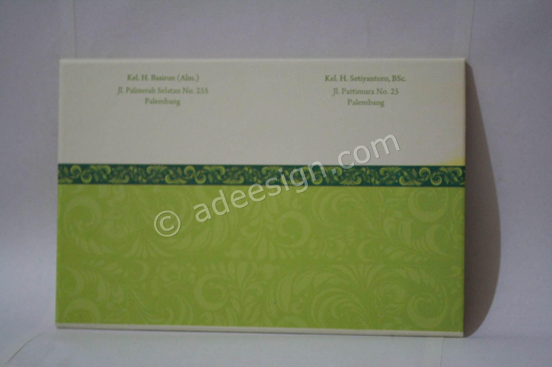 Kartu Undangan Pernikahan Hard Cover Indah dan Wendy 2 150x150 Kartu ...