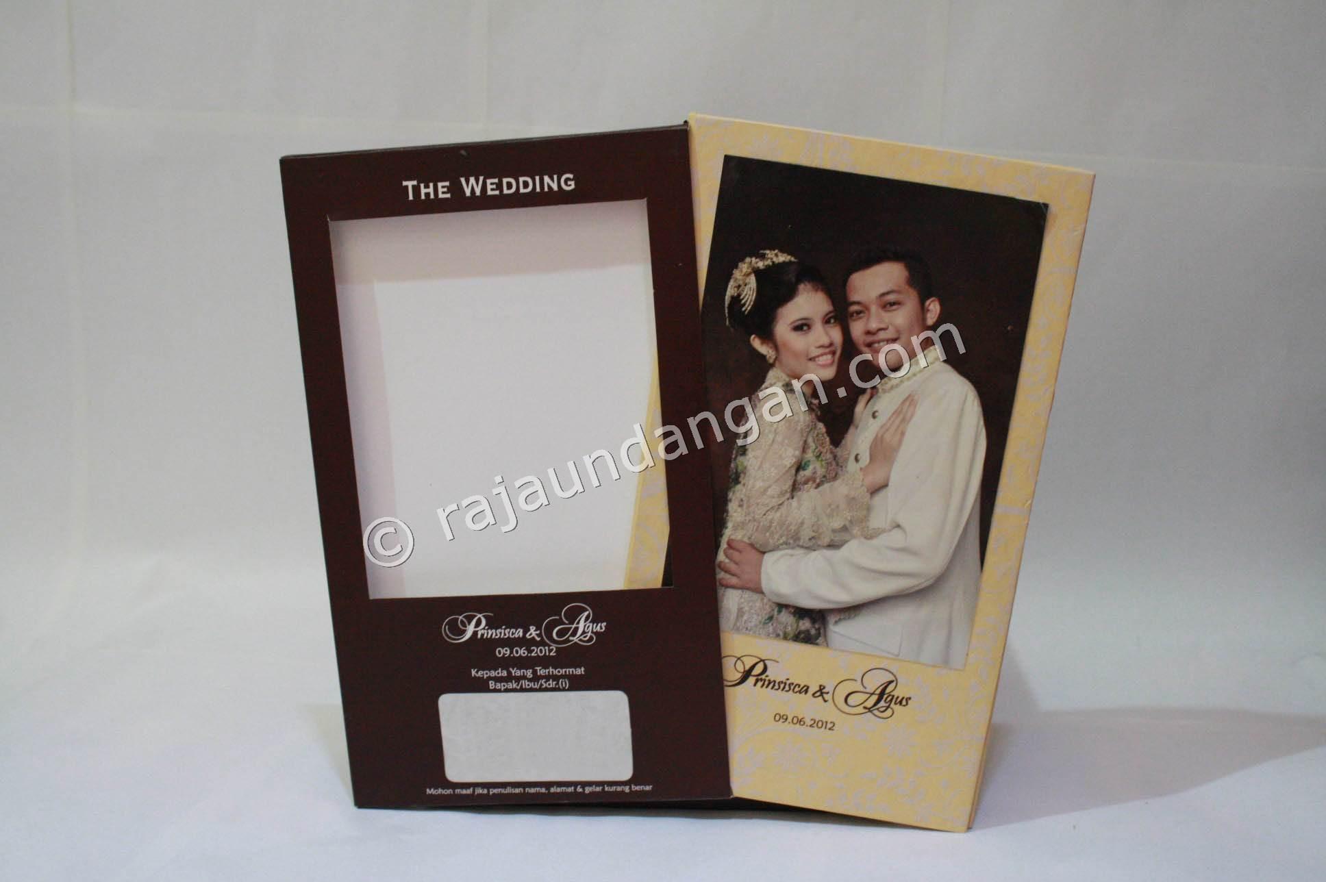 Undangan Pernikahan Hardcover Prinsisca dan Agus 2 300x199 Undangan ...