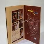 Contoh Kartu Undangan Pernikahan Hardcover Prinsisca dan Agus 6