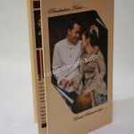 Contoh Kartu Undangan Pernikahan Hardcover Prinsisca dan Agus 7