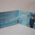 Contoh Undangan Pernikahan Hardcover Vita dan Wahab 2