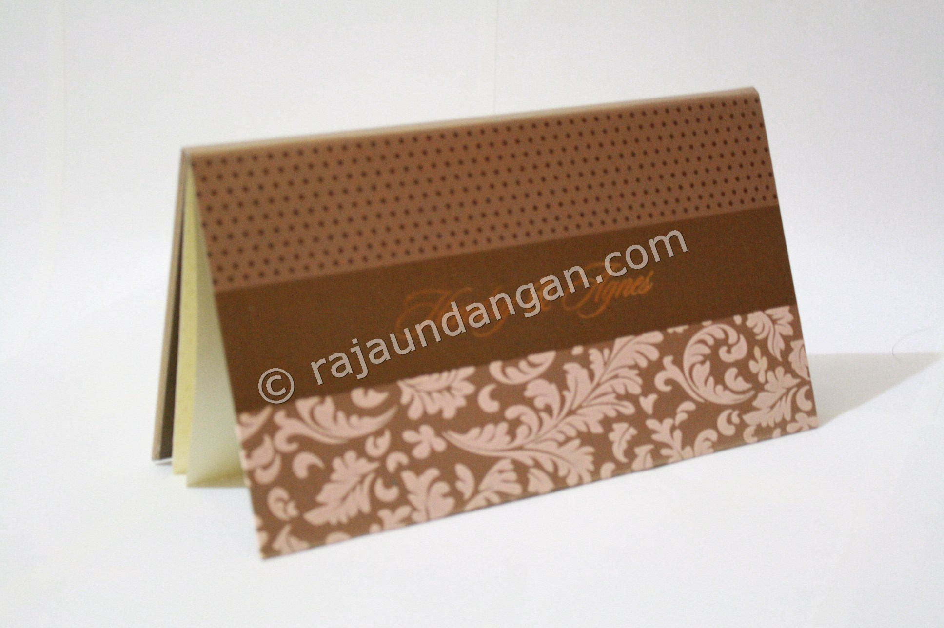 Undangan Murah Eksklusif Hendry Agnes 3 - Membuat Wedding Invitations Unik dan Simple di Sawahan