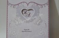 Undangan Pernikahan Softcover ED 26 1