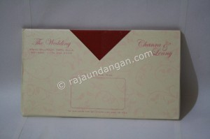 Download Contoh Kartu Undangan Pernikahan Hardcover Chandra dan Lenny ...