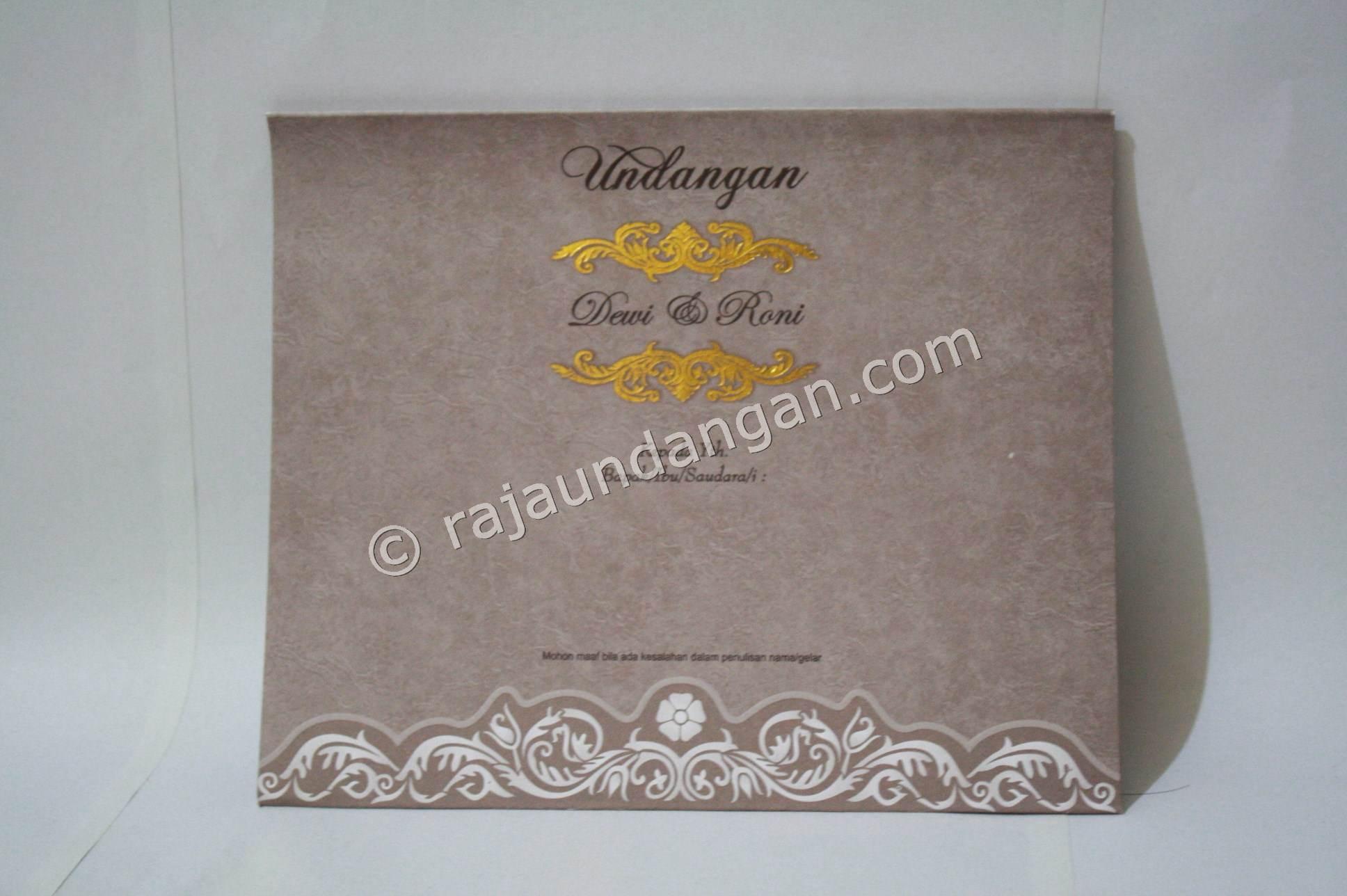 Undangan Pernikahan Hardcover Softcover Sebagian Portal