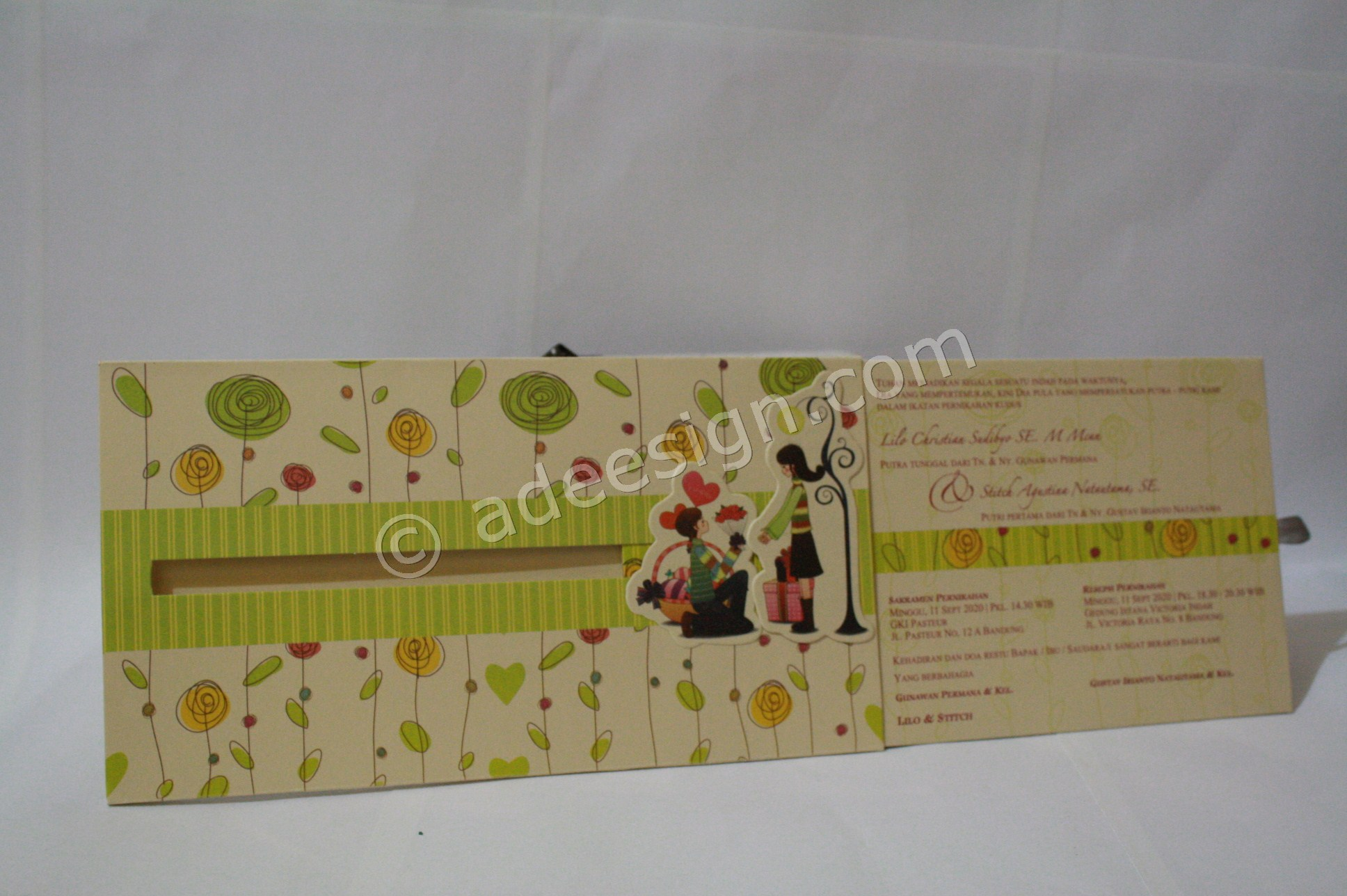 Tips Mengerjakan Wedding Invitations Unik dan Simple