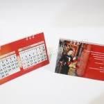 Undangan Pernikahan Model Kalender Meja 5