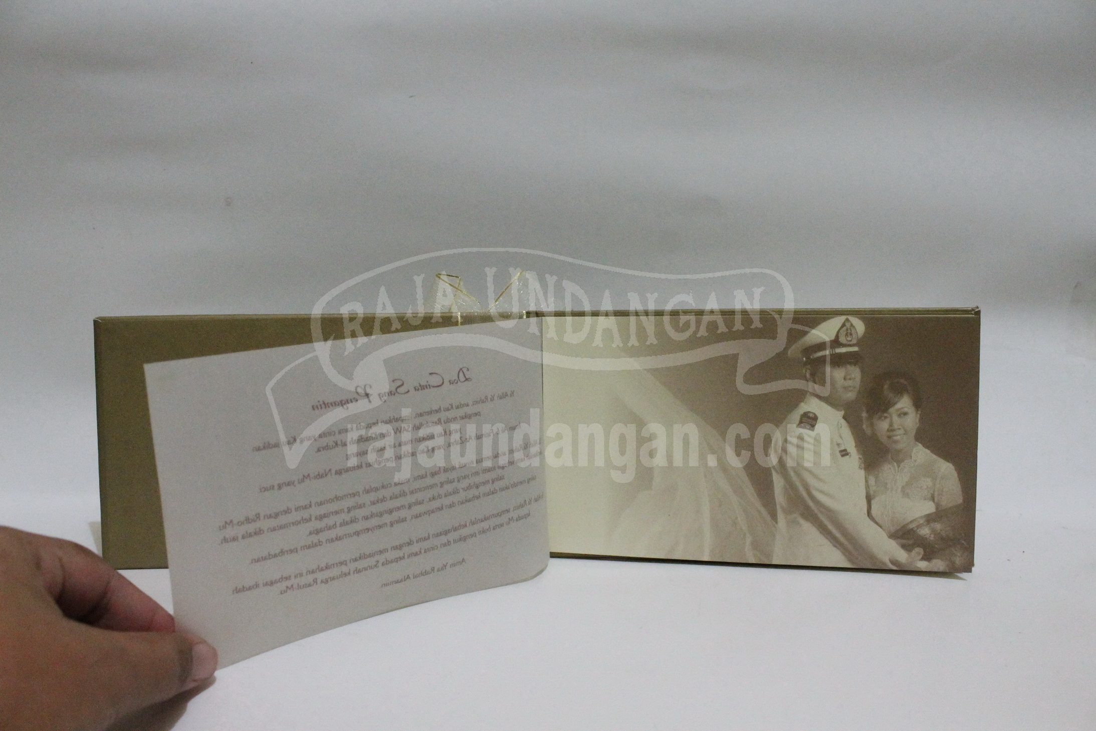 Undangan Pernikahan Dini Fadli Dalam 2 - Membuat Wedding Invitations Simple di Dr. Sutomo