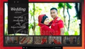 Undangan Pernikahan Wenny Dina