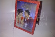 Undangan Pernikahan Hardcover Pop Up Multifungsi Randy dan Nhienhie
