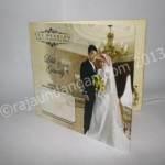 Undangan Pernikahan Mini Hardcover Lilik dan Gesang (EDC 16)