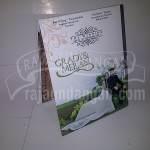 Undangan Pernikahan Pop Up Hardcover Grady dan Meilan (EDC 23)