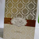 Undangan Pernikahan Pop Up Hardcover Kiky dan Gendy (EDC15)
