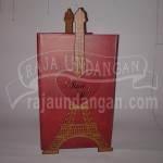 Undangan Pernikahan Eiffel Love Atun dan Ai (3)