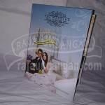 Undangan Pernikahan Hardcover Ivan dan Angun