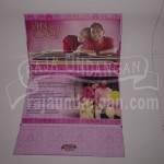Undangan Pernikahan Hardcover Vita dan Yudi