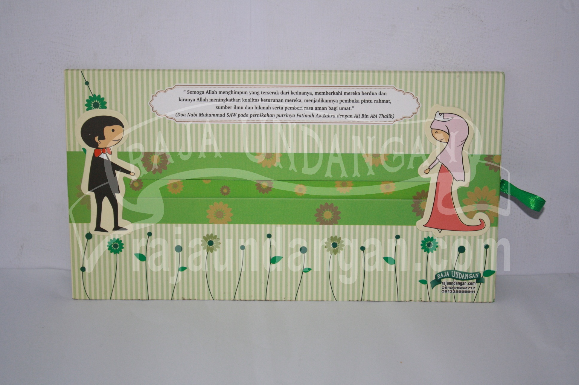 Membuat Wedding Invitations Eksklusif dan Elegan di Manukan Wetan