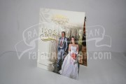 Undangan Pernikahan Hardcover Pop Up Iso dan Yanti (EDC 45)