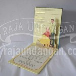 Hardcover Pop Up Awie Intan 5 150x150 - Undangan Pernikahan Hardcover Pop Up 3D Pakai Amplop Awie dan Intan (EDC 66)