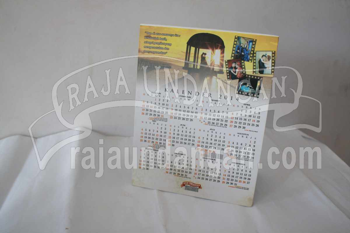 Hardcover Pop Up Kia Maya 4 - Membuat Wedding Invitations Simple di Dr. Sutomo