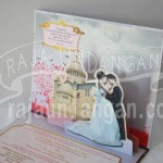Hardcover Pop Up Paul Melisa 5 150x150 - Pesan Wedding Invitations Murah di Kapasan