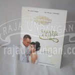 Pesan Wedding Invitations Simple di Jambangan Karah