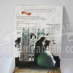 Cetak Wedding Invitations Simple di Made
