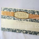 Percetakan Wedding Invitations Simple dan Elegan di Karang Pilang