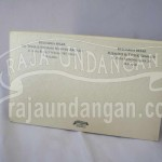 Cetak Wedding Invitations Simple dan Elegan di Manukan Kulon