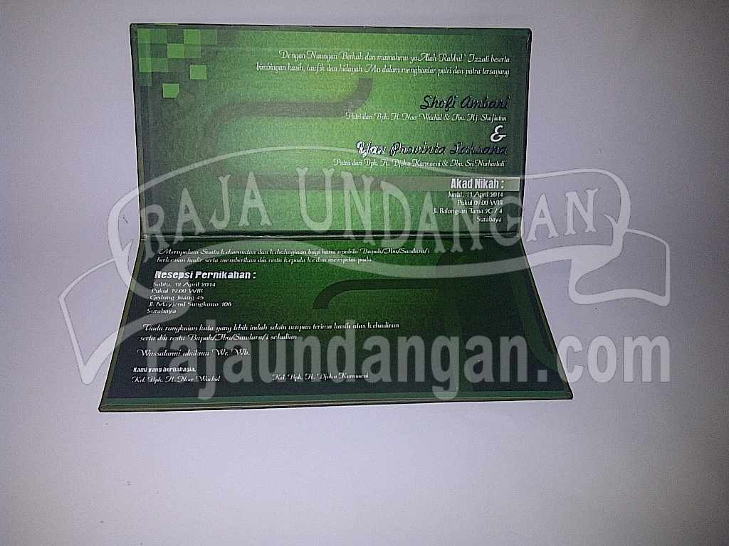 IMG 20140512 00145 - Pesan Wedding Invitations Simple di Jambangan Karah