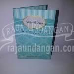 Undangan Pernikahan Mini Hardcover Didiet dan Ririn (EDC 73)