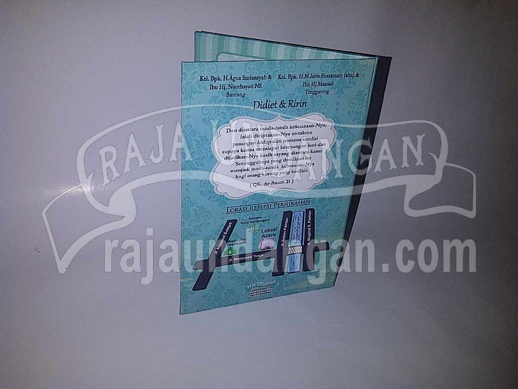 IMG 20140512 00153 - Percetakan Wedding Invitations Unik dan Simple di Simomulyo