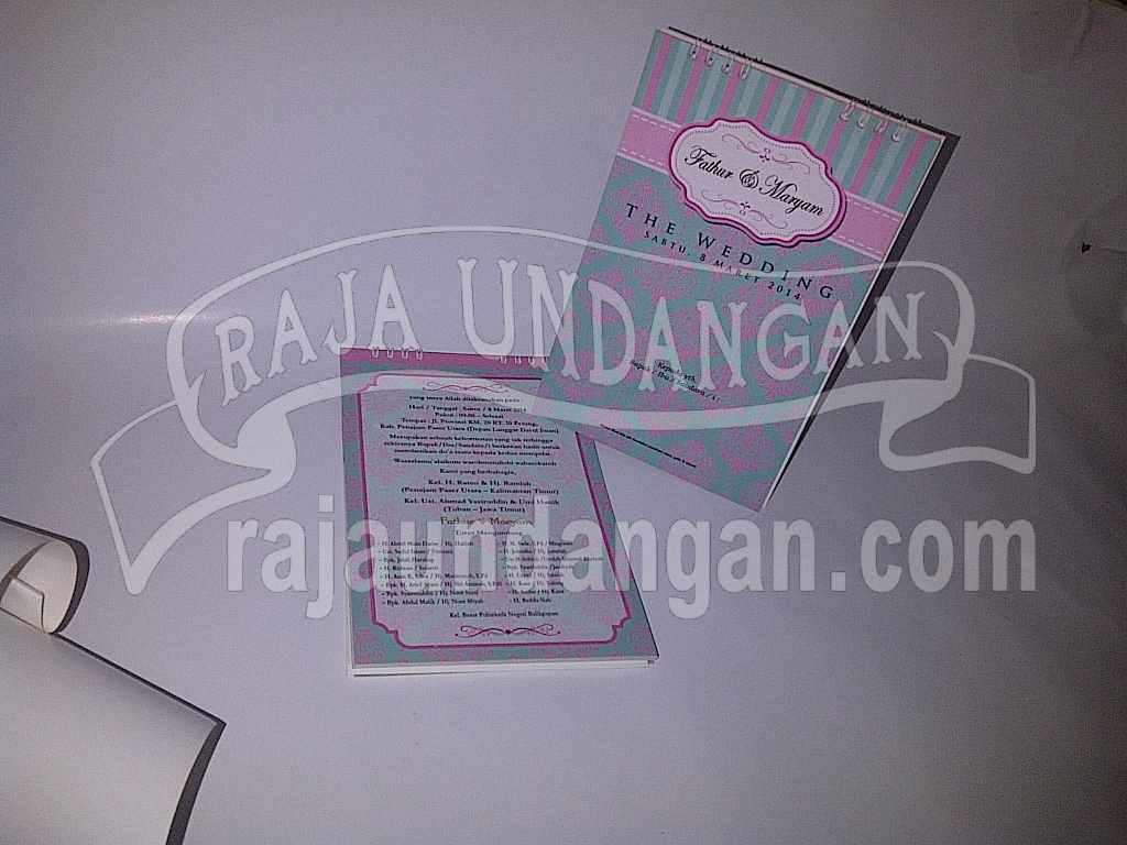 IMG 20140512 00155 - Pesan Wedding Invitations Simple di Ploso