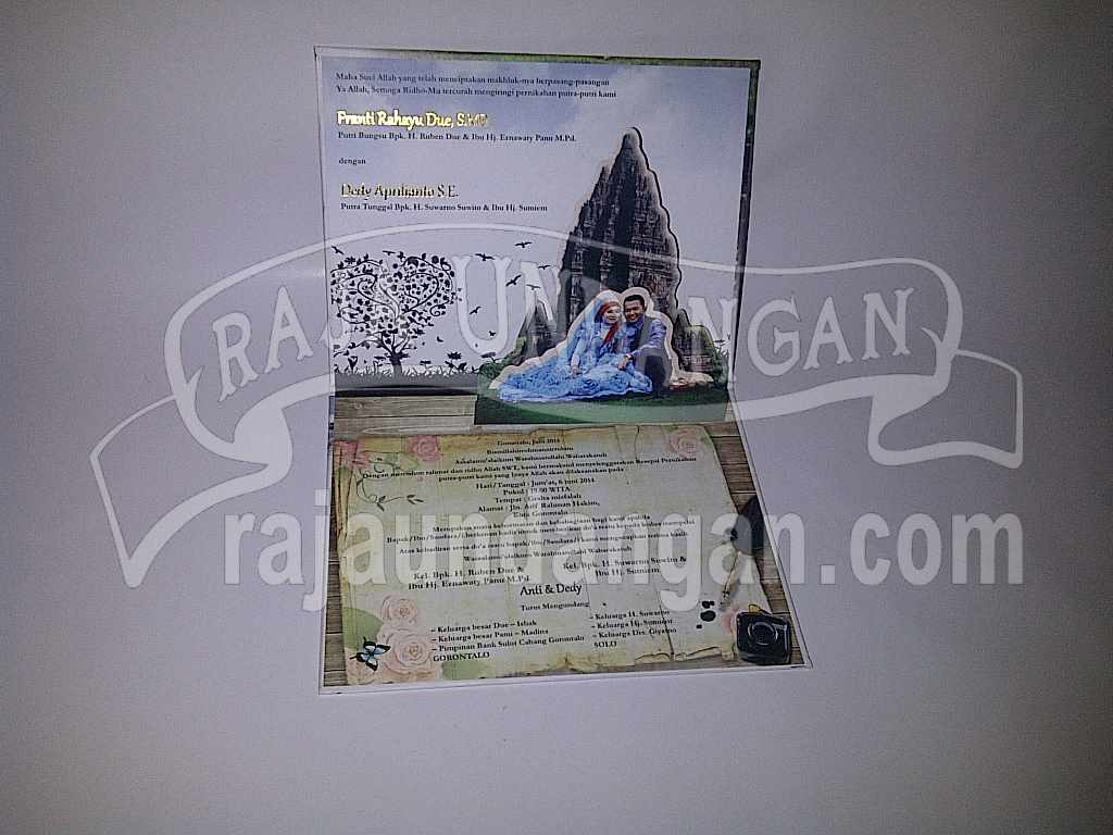 IMG 20140512 00164 - Membuat Wedding Invitations Unik dan Simple di Sawahan