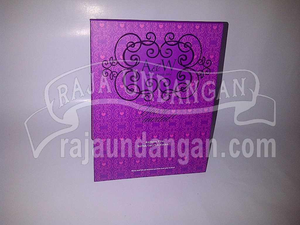IMG 20140512 00167 - Pesan Wedding Invitations Eksklusif di Karang Poh