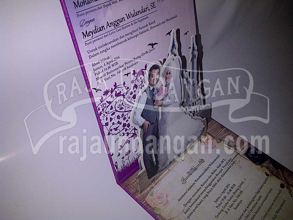 IMG 20140512 00170 - Pesan Wedding Invitations Simple di Ploso