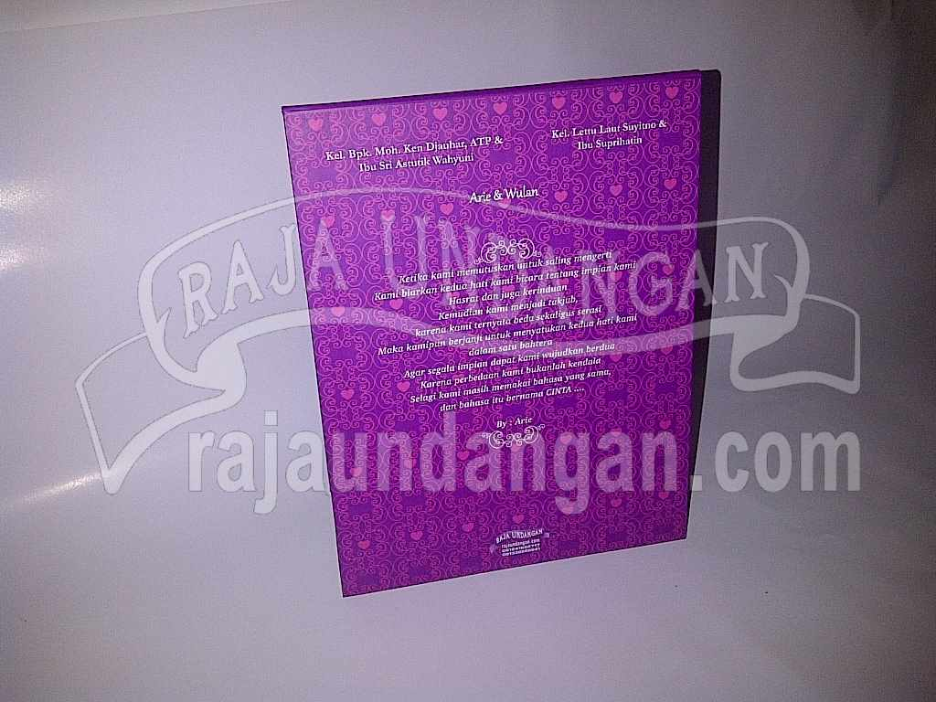 IMG 20140512 00171 - Percetakan Wedding Invitations Unik dan Simple di Simomulyo