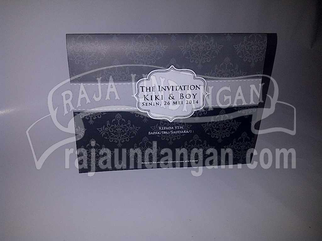 IMG 20140512 00180 - Pesan Wedding Invitations Simple di Ploso