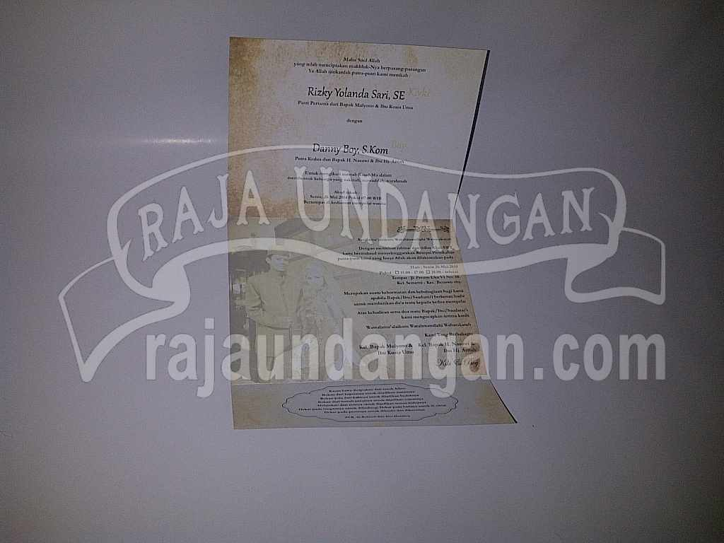 IMG 20140512 00181 - Percetakan Wedding Invitations Unik dan Simple di Simomulyo