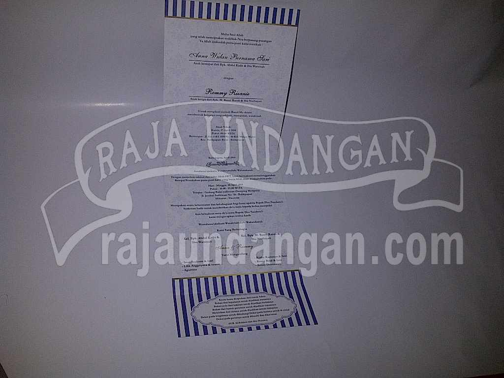 IMG 20140512 00184 - Percetakan Wedding Invitations Unik dan Eksklusif di Tandes