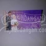Undangan Pernikahan Softcover Afri dan Hafid (EDC 85)