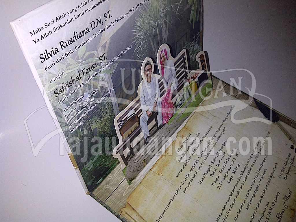 IMG 20140512 00197 - Percetakan Wedding Invitations Simple dan Elegan di Putat Jaya