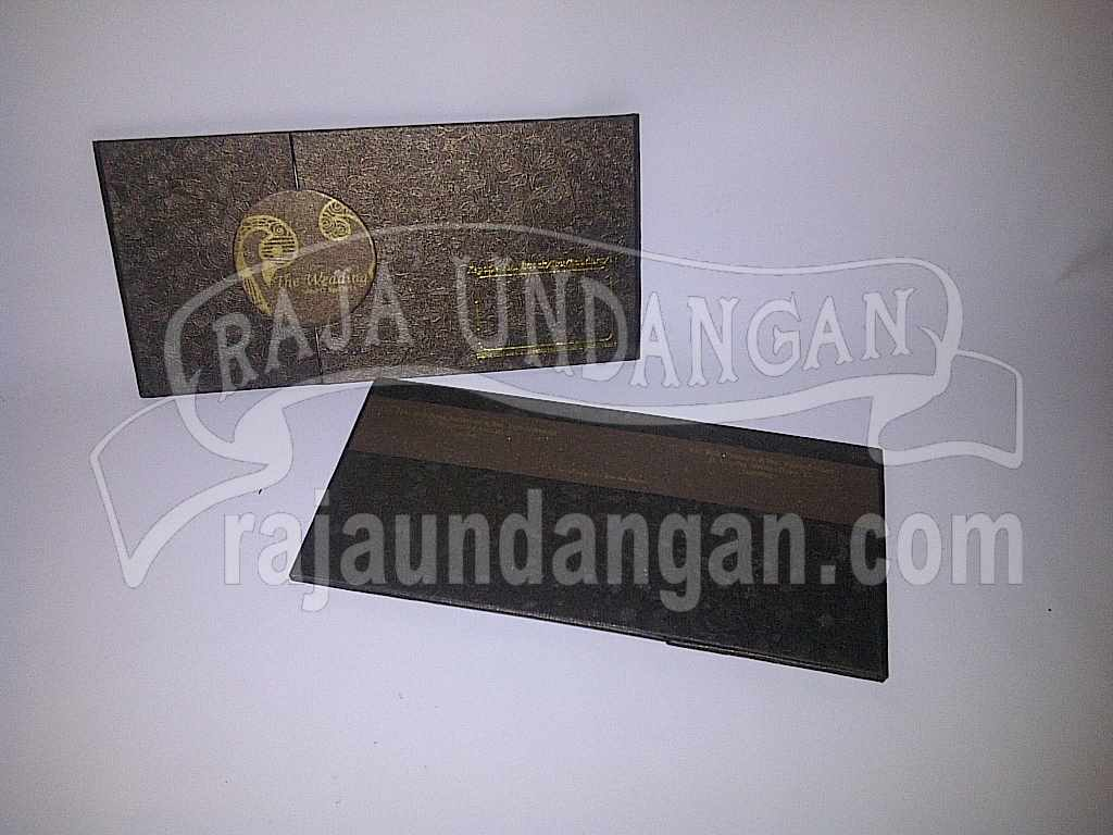 Undangan Hardcover Fita Iwan 2 - Percetakan Wedding Invitations Eksklusif di Dukuh Setro