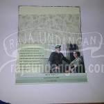 Undangan Pernikahan Hardcover Anna dan Djoko (EDC 69)