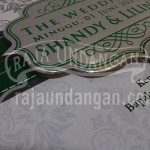 Undangan Hardcover pop up Shandy Lilin 5 150x150 - Undangan Pernikahan Hardcover Pop Up 3D Shandy dan Lilin (EDC 87)