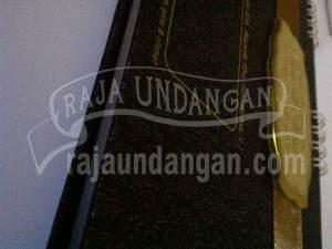 Undangan Pernikahan Eksklusif Notes Risa dan Arfian (EDC 52)