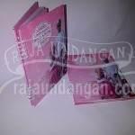 Undangan Pernikahan Notes Winda dan Husni (EDC 53)