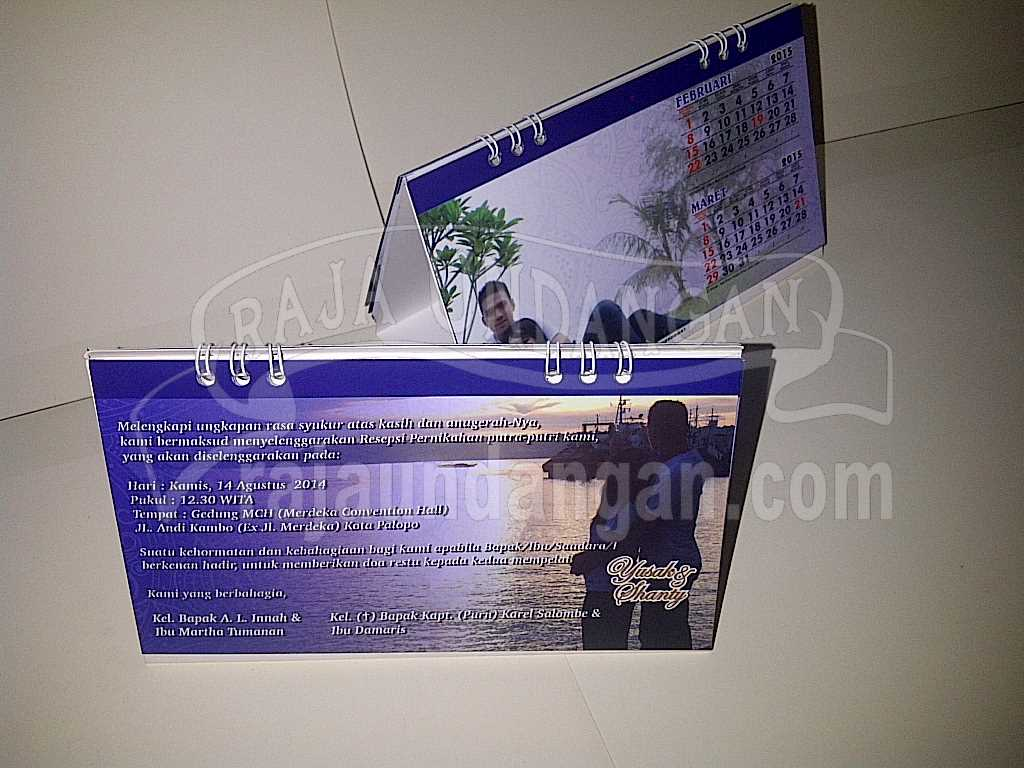 Percetakan Wedding Invitations Unik di Dupak