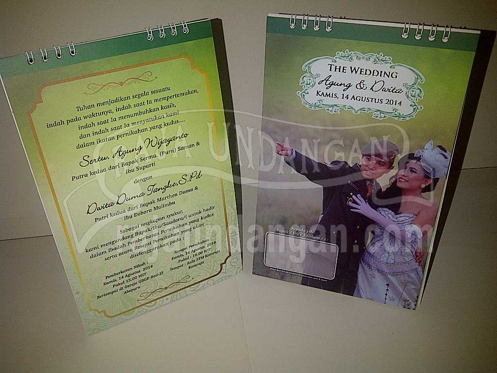 IMG 20140825 00121 - Membuat Wedding Invitations Simple dan Elegan di Tambak Sarioso