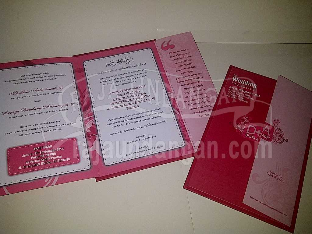 IMG 20140825 00126 - Percetakan Wedding Invitations Eksklusif di Dukuh Setro